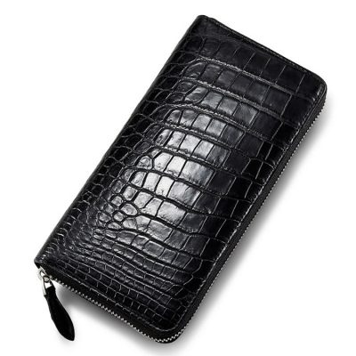 Classic Genuine Alligator Wallet
