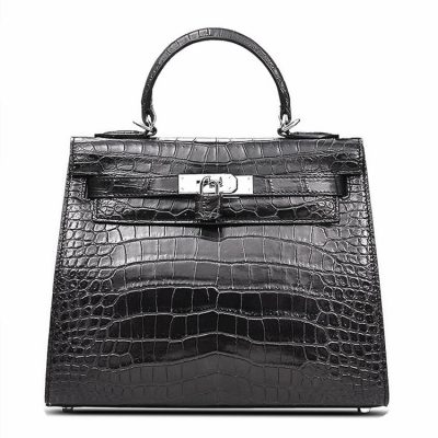 Alligator City Bag, Alligator Handbag, Alligator Crossbody Bag