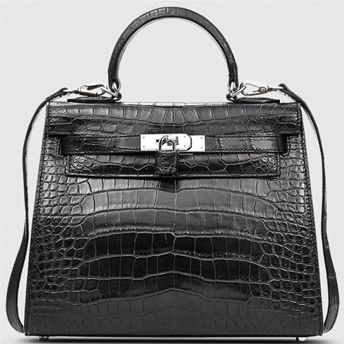 Crocodile Handbag, Alligator Handbag