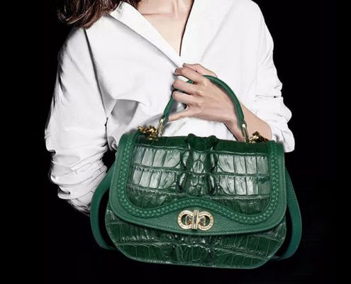 Crocodile Handbags to Be Owned This Summer