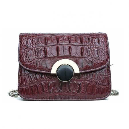 Alligator Leather Purse, Alligator Leather Cross-body Bag