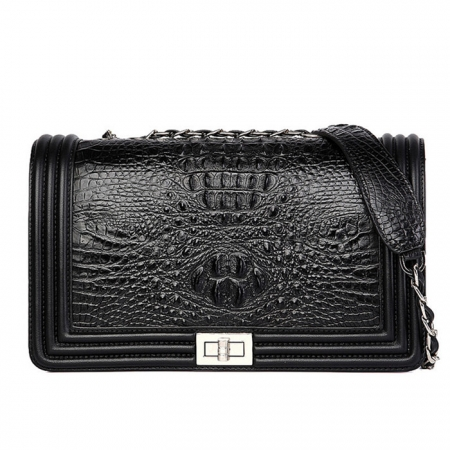 Crocodile Leather Purse, Crocodile Leather Clutch