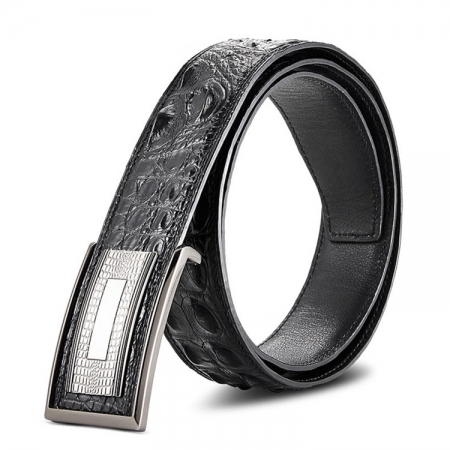 Elegant Stylish Genuine Crocodile Belt