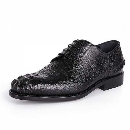 Genuine Crocodile Skin Dress Shoes