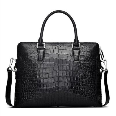 Luxury Alligator Briefcase and Luxury Alligator Laptop Bag for Men