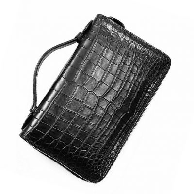 Men's Alligator Clutch Bags, Large Alligator Wallets