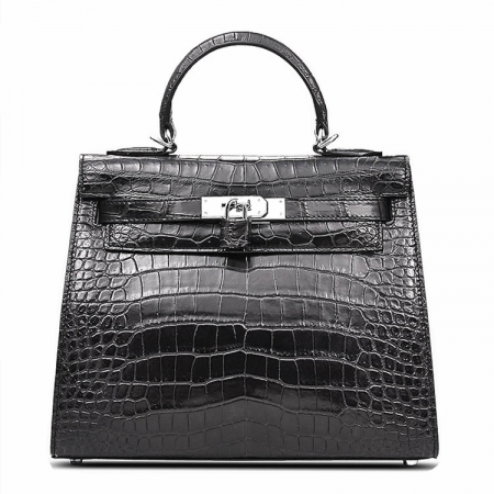Alligator City Bag, Alligator Handbag