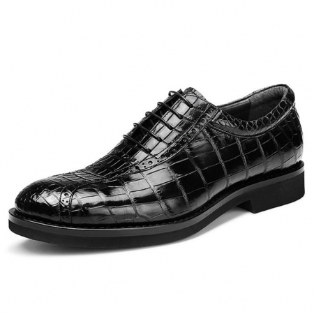 Alligator Leather Dress Shoes