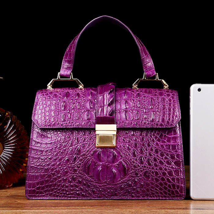 Alligator Leather for Handbags