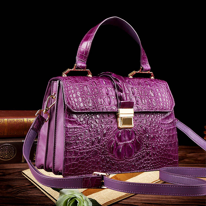 Benefits of Using Alligator Leather for Handbags