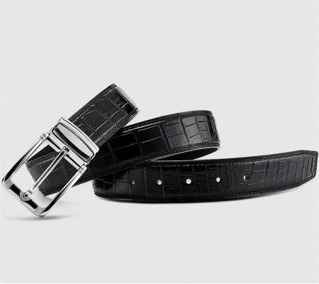 Classic & Fashion Genuine Alligator Belt-1