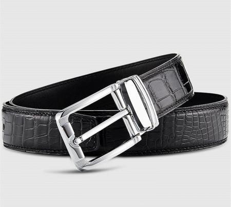 Classic & Fashion Genuine Alligator Belt - Lay