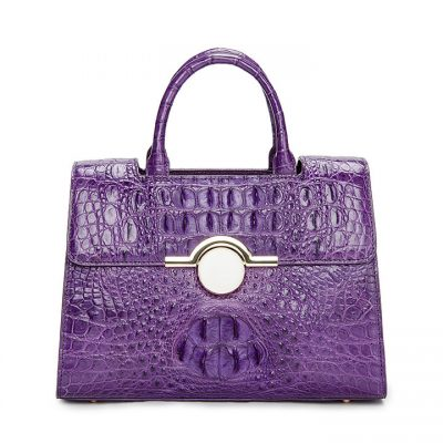 Crocodile Handbag Shoulder Bag Satchel Bag