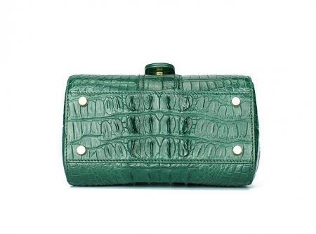 Elegant High-end Crocodile Handbag Purse Crossbody Bag-Bottom