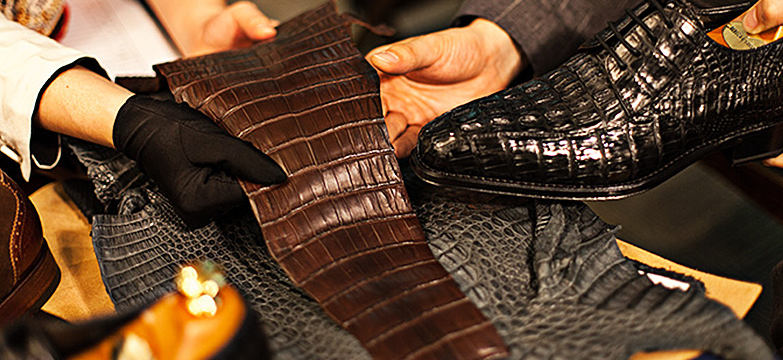 Handmade Process of Making Shoes