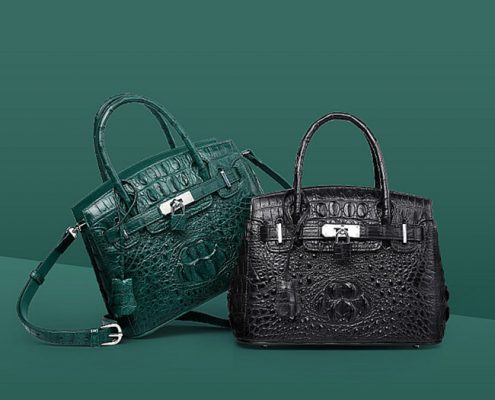 Really crocodile handbags
