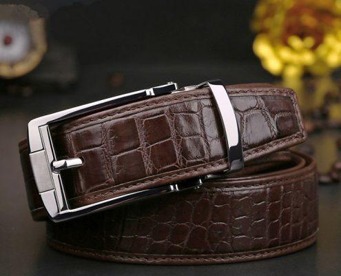 Crocodile Back Belt