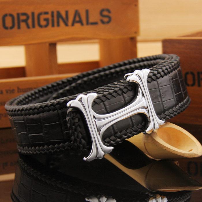 Crocodile Leather Belt Art.No 0015