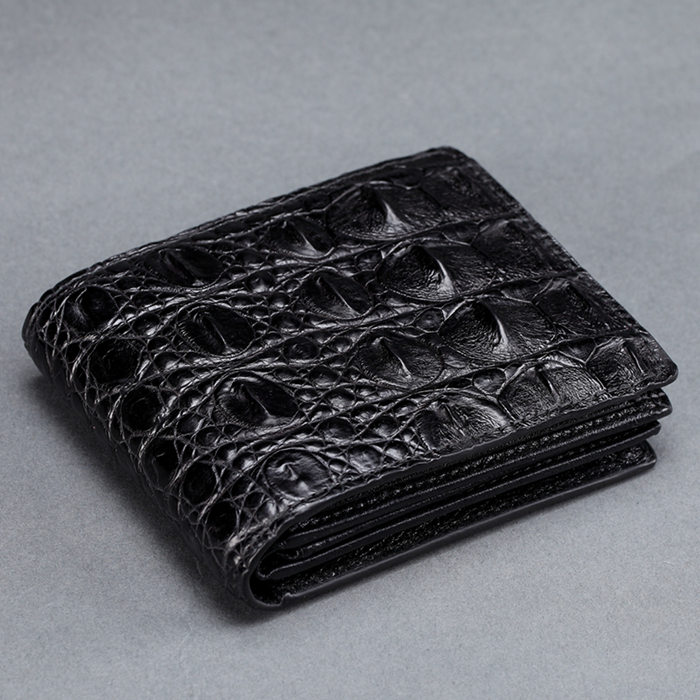 Crocodile Leather Wallet Art.No 0011