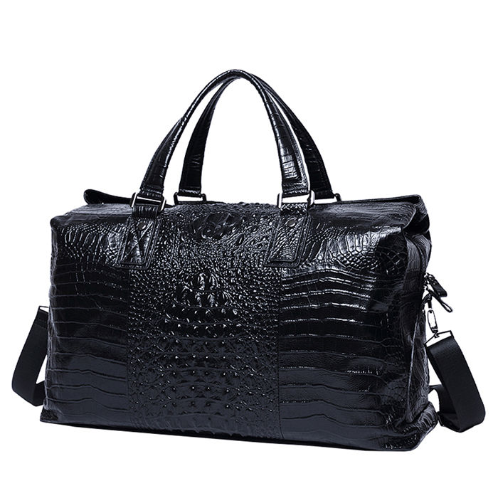 Crocodile Duffel