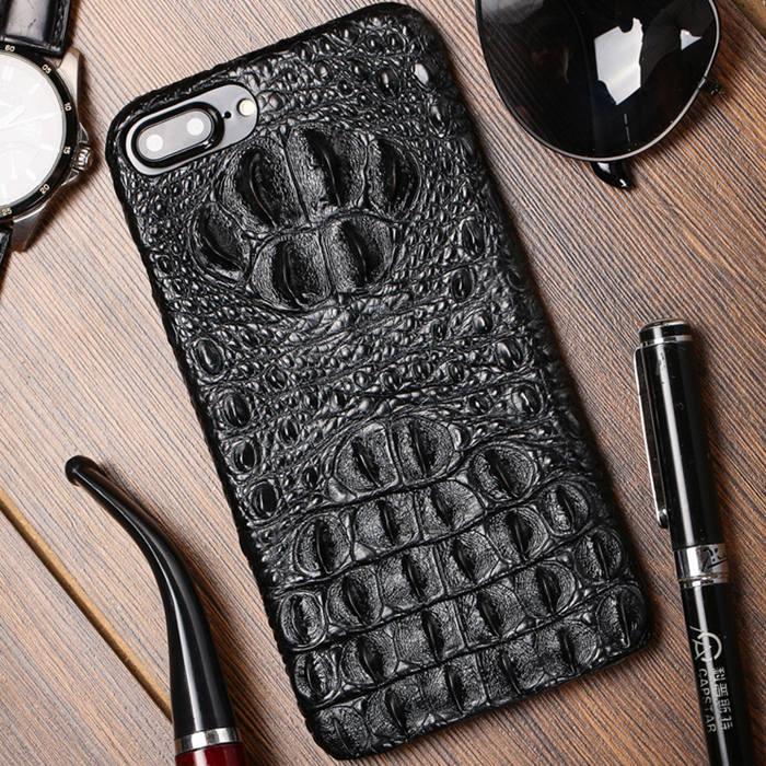 Crocodile and Alligator iPhone 7 Plus Case / iPhone 8 Plus Case