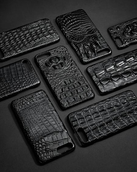 Crocodile and Alligator iPhone 7 Plus Case / iPhone 8 Plus Case-Exhibition