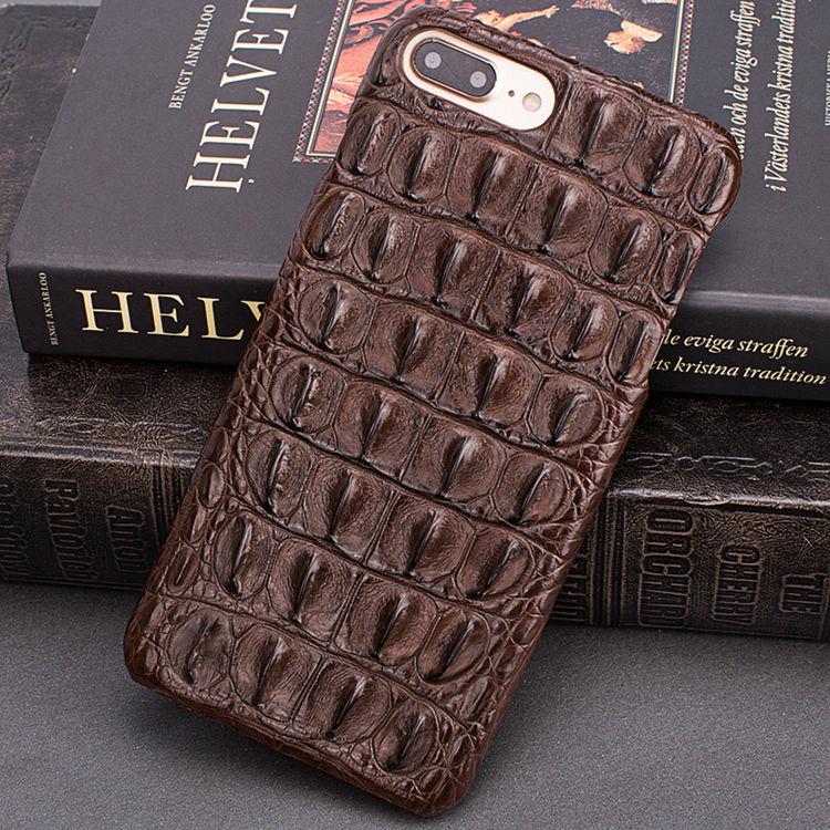 Crocodile iPhone 7 Plus Case / Crocodile iPhone 8 Plus Case