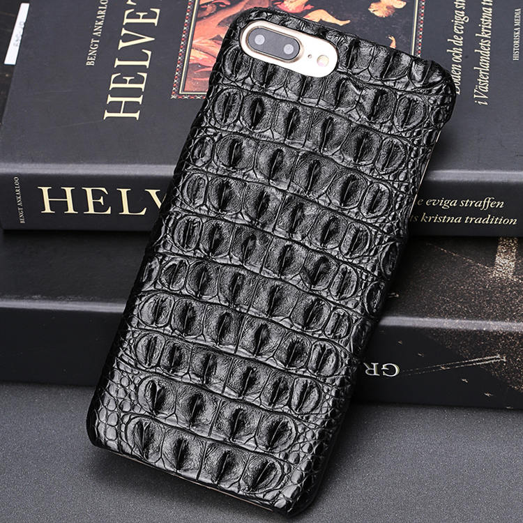 Crocodile iPhone 8 Plus Case-Back Skin