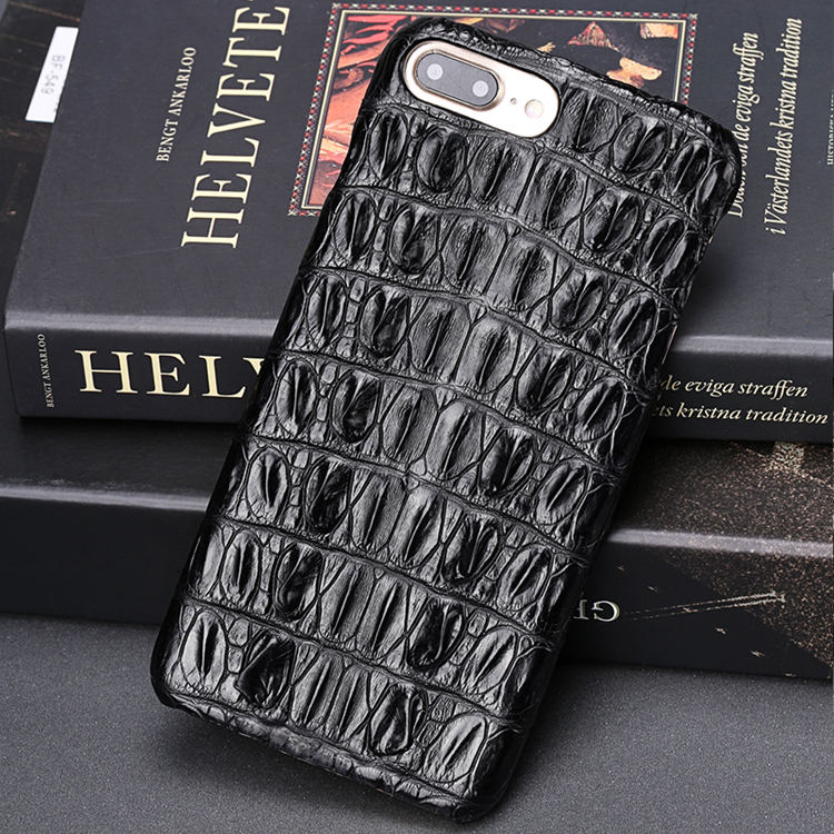 Crocodile iPhone 8 Plus Case-Tail Skin
