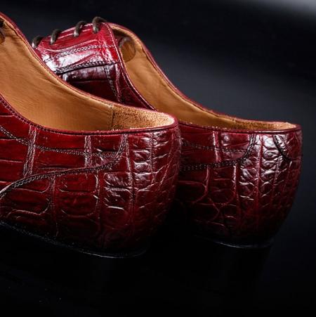 Designer Alligator Shoes for Men-1