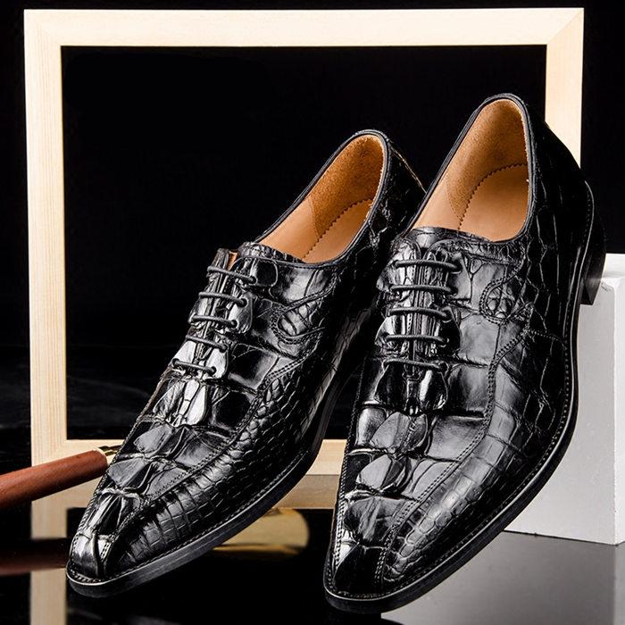 2018 New Fashion Alligator Shoes