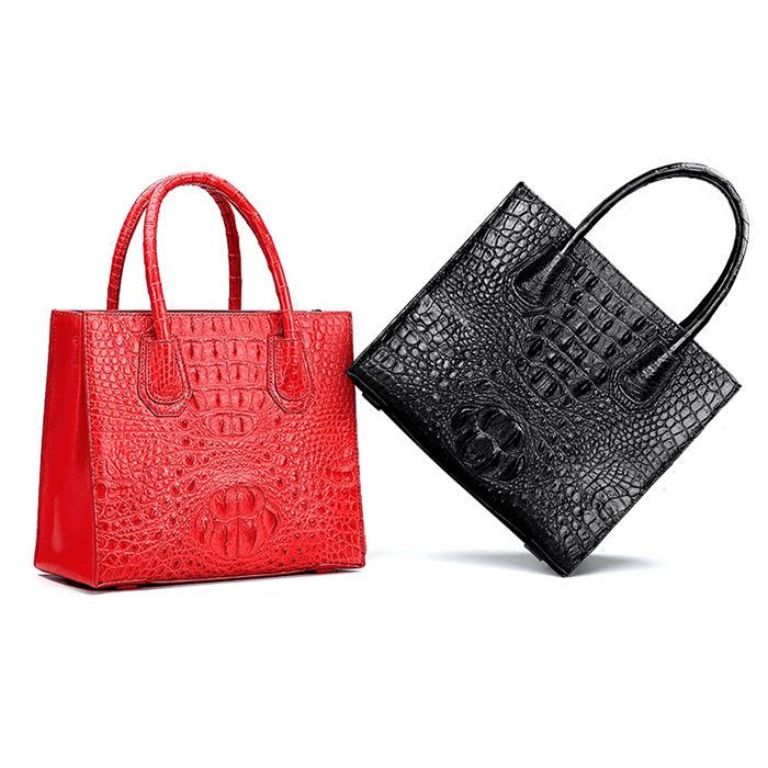 BRUCEGAO's Crocodile Handbags and Alligator Handbags