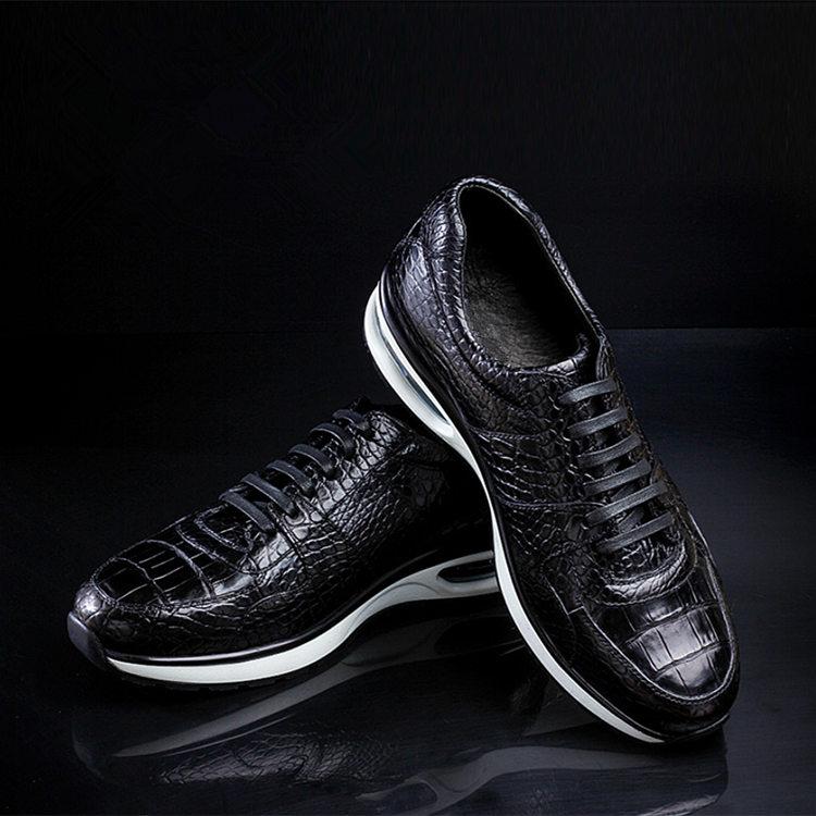 Comfortable Sports Running Alligator Shoes for Men
