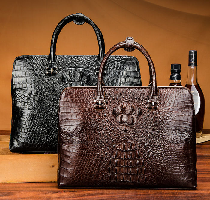 Crocodile Bag 2018 Style