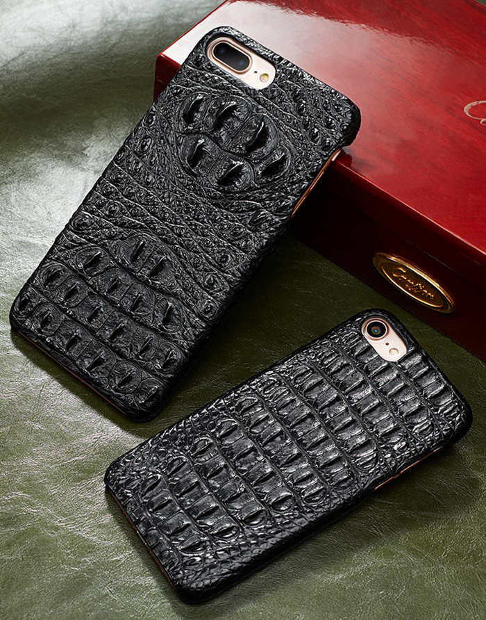 Crocodile iPhone Case and Alligator iPhone Case for 7 Plus