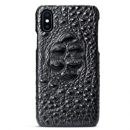 Black #1 iPhone X Case