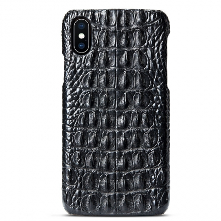 Black #3a iPhone X Case