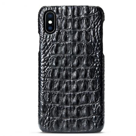 Black #3 iPhone X Case