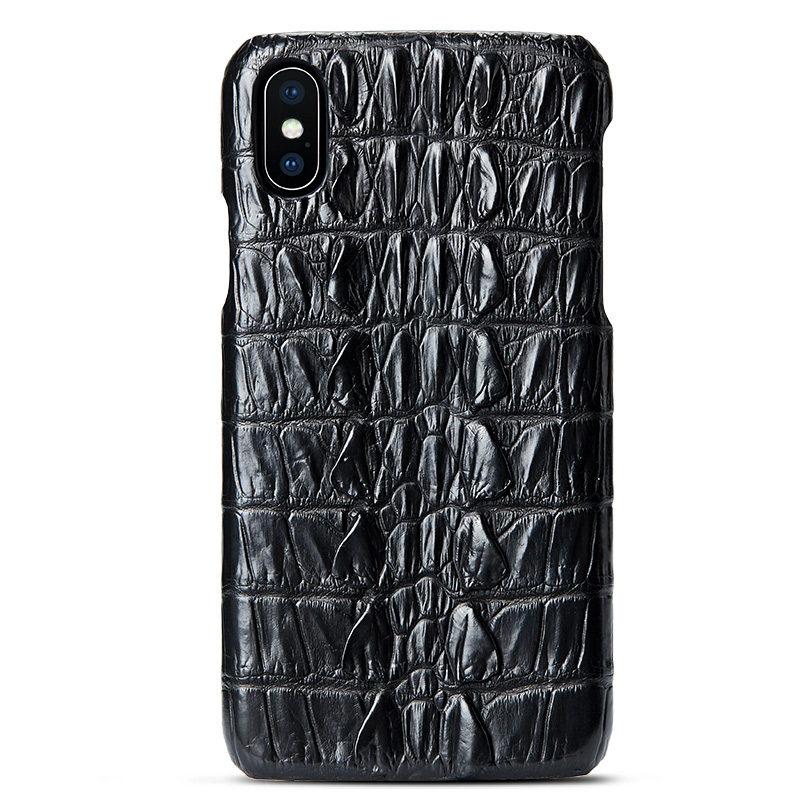Black #4a iPhone Xs Max Case