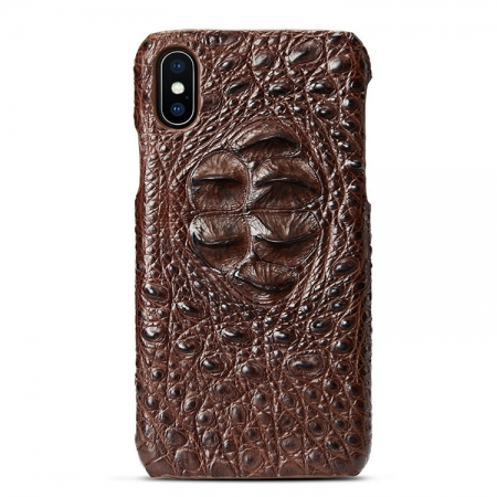 Brown #1a iPhone Xs Max Case