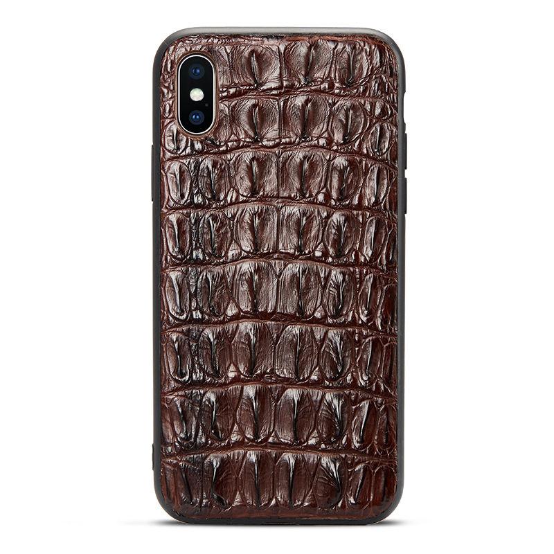 Brown #4b iPhone Xs Max Case