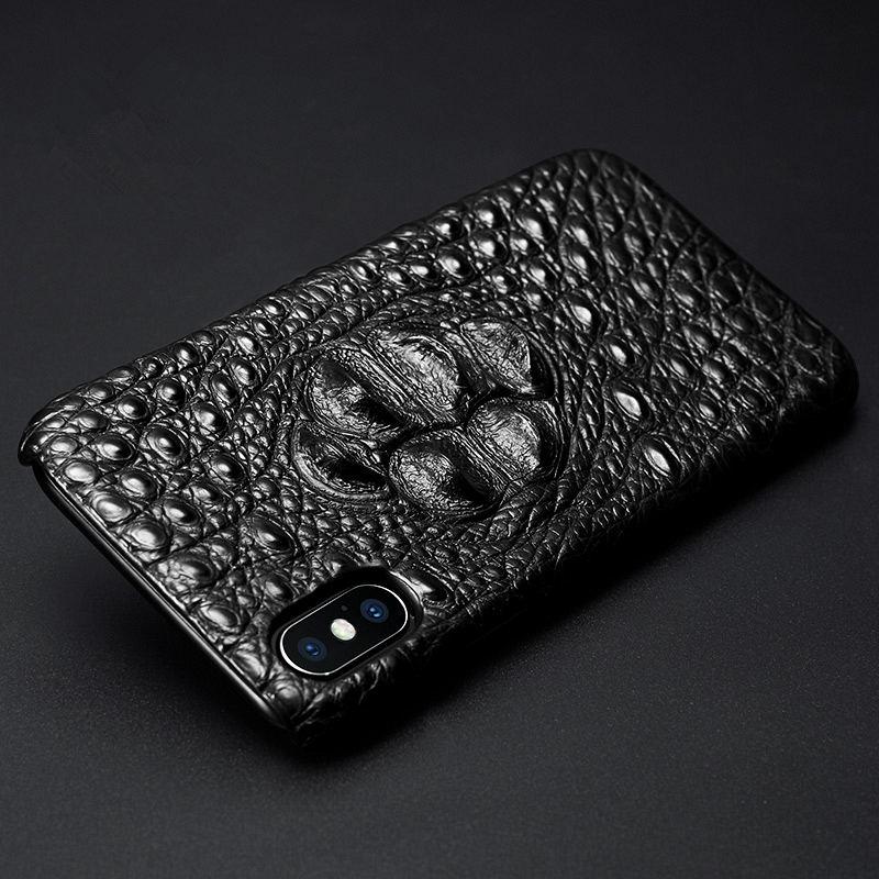 Crocodile Skin iPhone Case