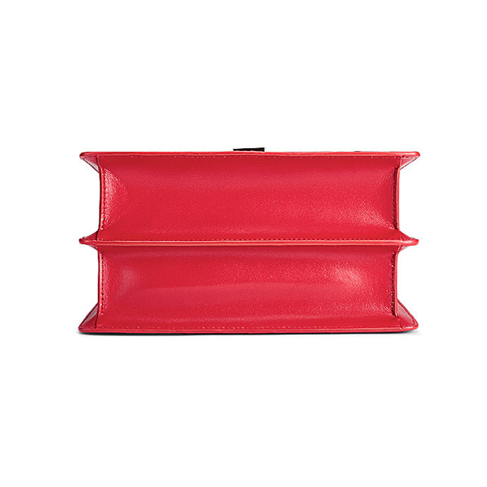 Designer Fashion Sturgeon Leather Handbag for Women-Bottom