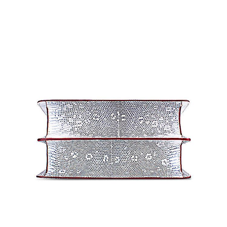 Fashion Designer Lizard Handbag-Bottom