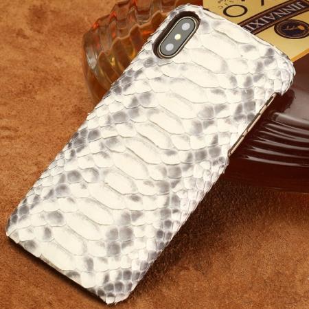 2# Snakeskin iPhone X Case