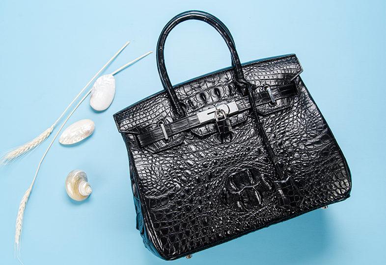 2017 Best Handbags - BRUCEGAO's Crocodile Handbags