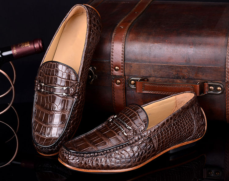 Alligator Shoes for Men