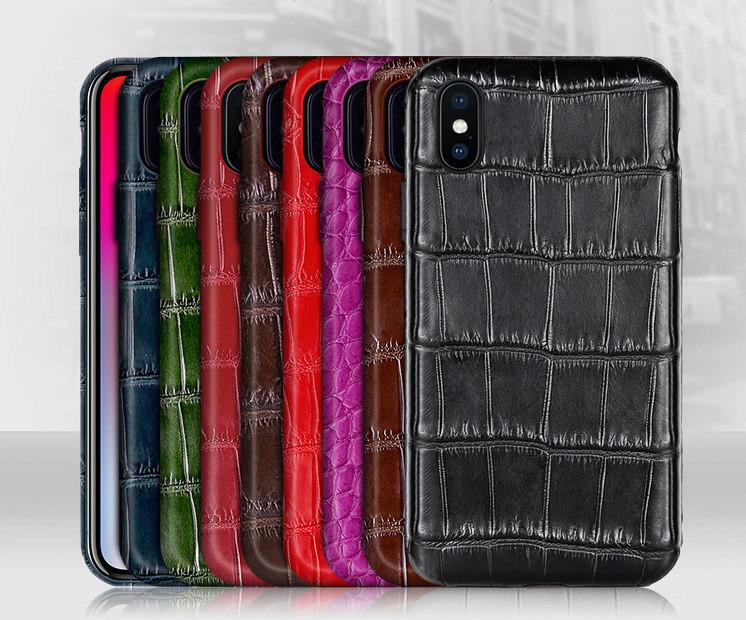 Alligator iPhone X Case