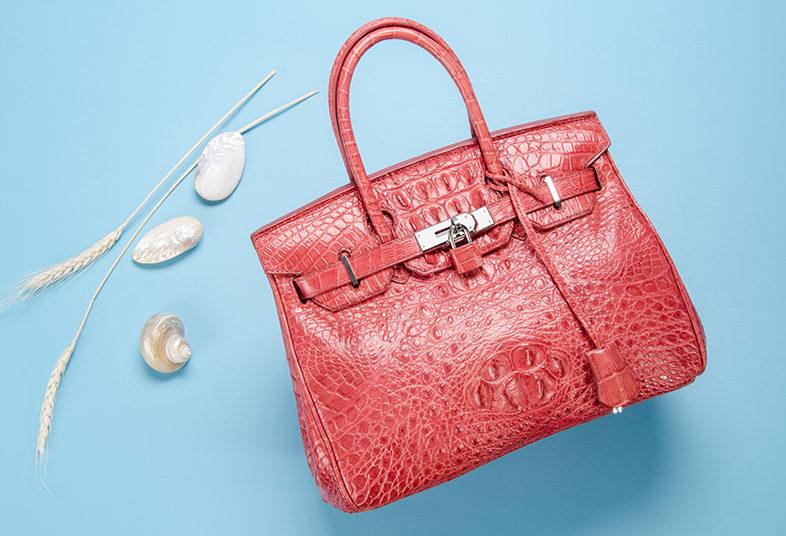 BRUCEGAO's Crocodile Handbags-Best Handbags