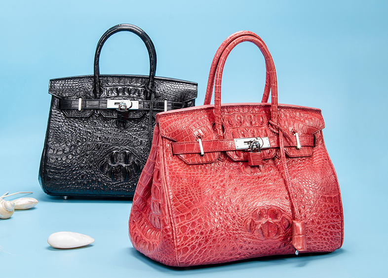 Best Handbags - BRUCEGAO's Crocodile Handbags